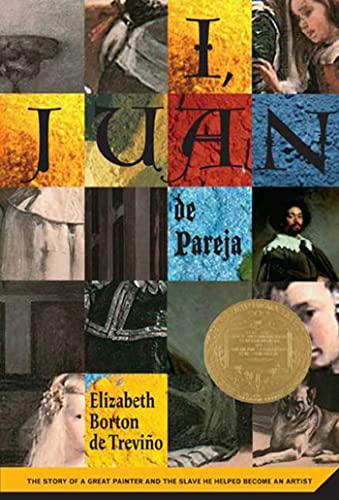 I, Juan de Pareja By Elizabeth Borton De Trevino