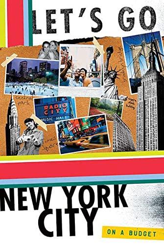 Let's Go New York City By Edited by Frank DeSimone