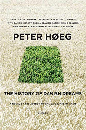 The History Of Danish Dreams By Heg Peter Used Very border=