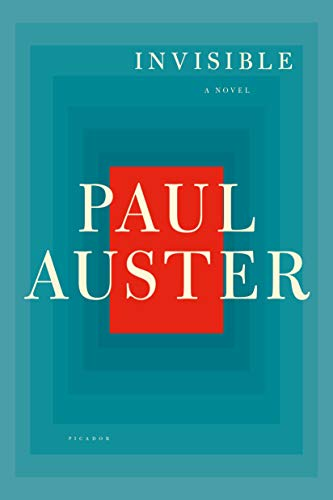 Invisible By Paul Auster (New Directions)
