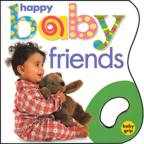 Happy Baby Friends By Created by Priddy Bicknell