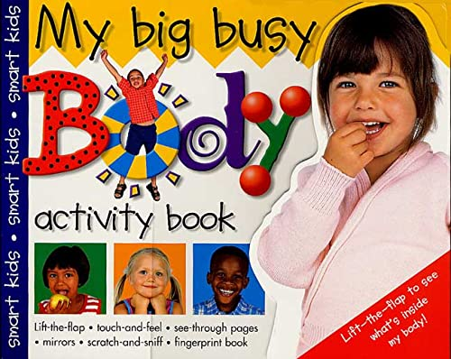 My Big Busy Body Activity Book