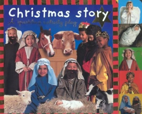 Christmas Story By Roger Priddy