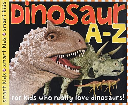 Dinosaur A-Z von Roger Priddy