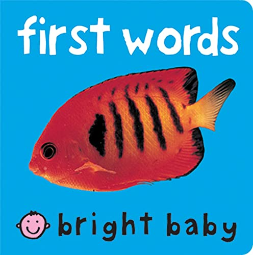 First Words By Roger Priddy
