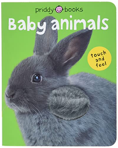 Bright Baby Touch & Feel Baby Animals von Roger Priddy