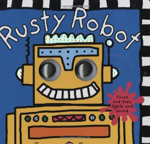 Funny Faces Rusty Robot By Roger Priddy