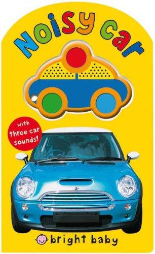 Noisy Car By Priddy Books