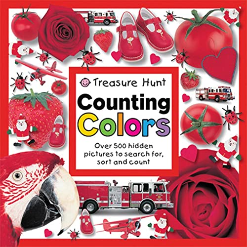 Seek and Find Counting Colors By Roger Priddy