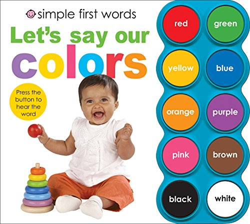 Let's Say Our Colors von Roger Priddy
