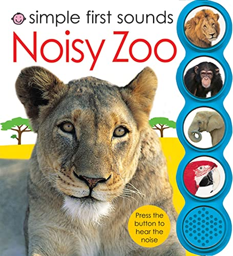 Noisy Zoo By Roger Priddy