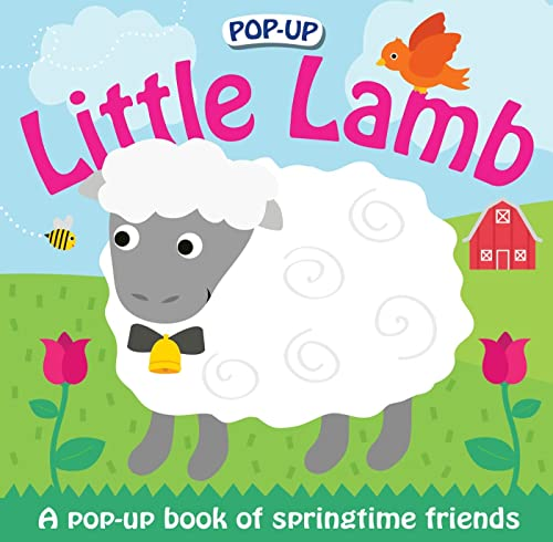 Pop-Up Little Lamb By Roger Priddy
