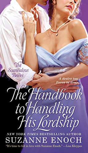 The Handbook to Handling His Lordship By Suzanne Enoch