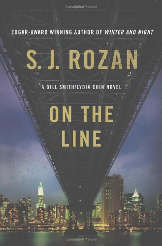 On the Line By S J Rozan