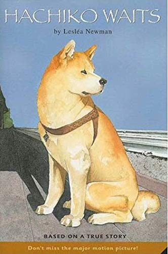 Hachiko Waits By Leslea Newman