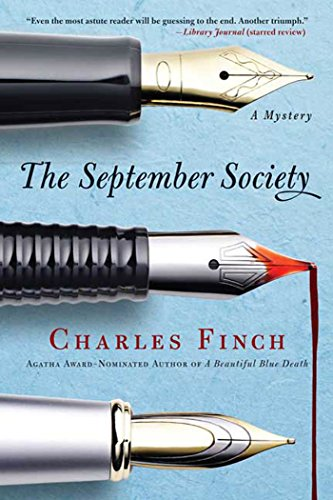 The September Society (Charles Lenox Mysteries)