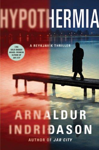 Hypothermia By Mr Arnaldur Indridason