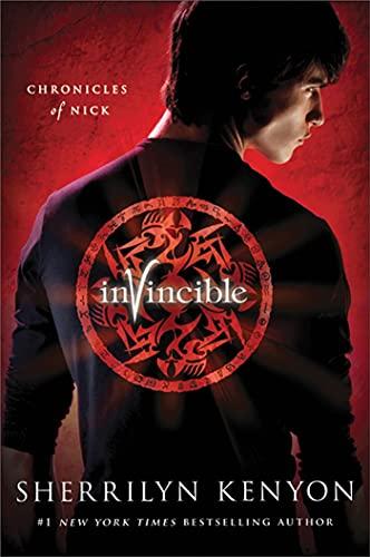 Invincible By Sherrilyn Kenyon
