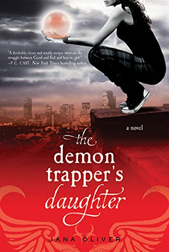 The Demon Trappers Daughter By Jana Oliver