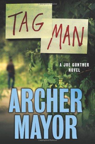 Tag Man By Archer Mayor