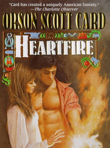 Heartfire: the Tales of Alvin Marker V By Orson Scott Card