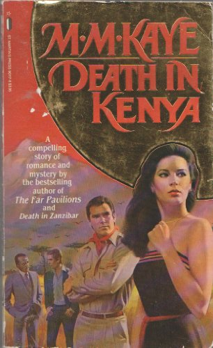 Death in Kenya By M M Kaye