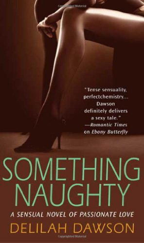 Something Naughty By Delilah Dawson