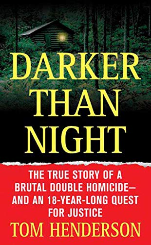 Darker Than Night By Tom Henderson