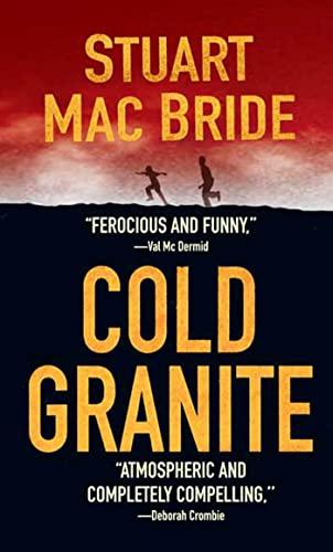 Cold Granite By Stuart MacBride