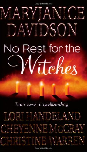 No Rest for the Witches By MaryJanice Davidson
