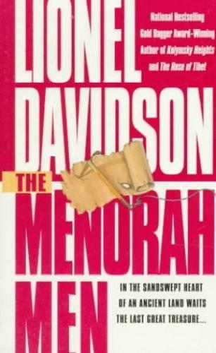 Menorah Men, the By Lionel Davidson