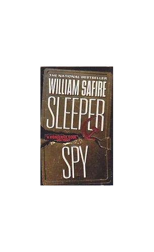 Sleeper Spy By William Safire