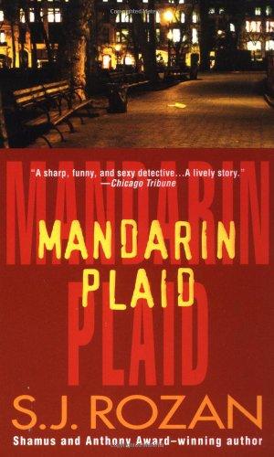 Mandarin Plaid By S. J. Rozan
