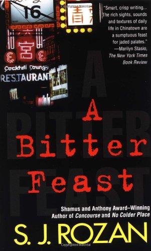 A Bitter Feast By S. J. Rozan
