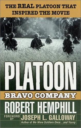 Platoon By Robert Hemphill (California State Polytech, President, Webstop.com, Inc.)