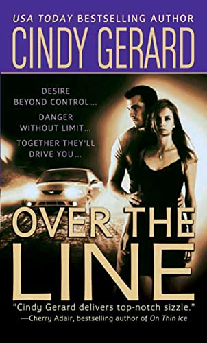 Over the Line By Cindy Gerard