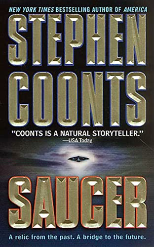 Saucer By Stephen Coonts