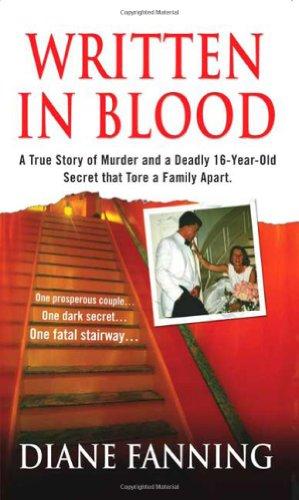 Written in Blood By Diane Fanning