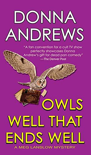 Owls Well That Ends Well By Director of Therapy Research Donna Andrews