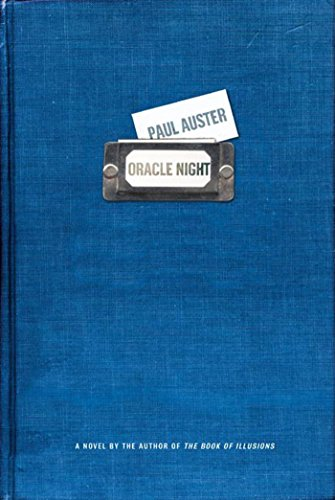 Oracle Night By Paul Auster (New Directions)