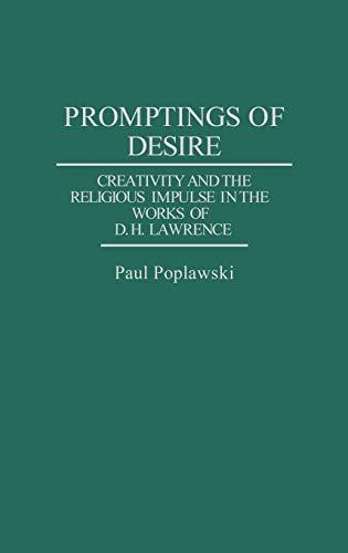 Promptings of Desire By Paul Poplawski