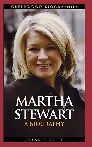 Martha Stewart By Joann F. Price