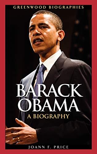 Barack Obama von Joann F. Price