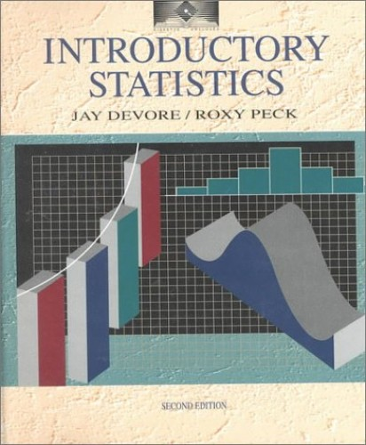 Introductory Statistics By Jay L. Devore