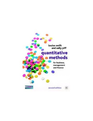 Quantitative Methods for Business By David Ray Anderson