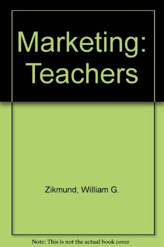 Marketing By William G Zikmund