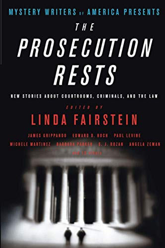 Mystery Writers of America Presents The Prosecution Rests By Other Linda Fairstein