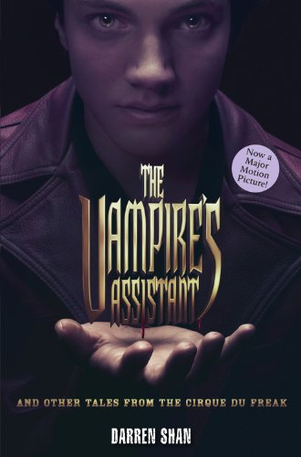 The Vampire's Assistant and Other Tales from the Cirque Du Freak (The Saga of Darren Shan) By Darren Shan