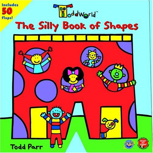 The Silly Book of Shapes (Toddworld)