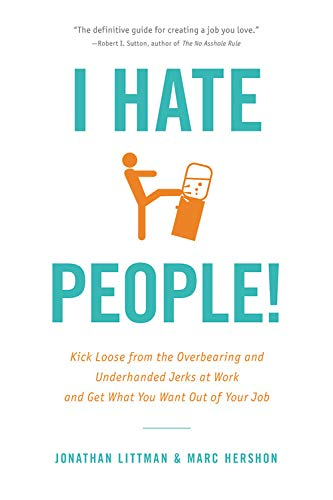 I Hate People! By Marc Hershon